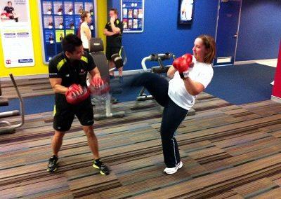 Kerri Kickboxing