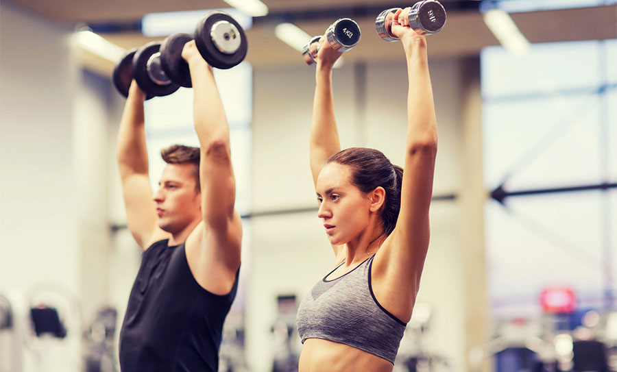 10 Reasons to Strength Train